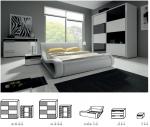 Miegamojo baldu komplektas MIO PLUS