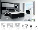 Miegamojo baldu komplektas MIO 3 PLUS